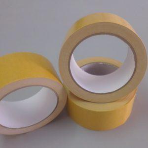 Двостороння клейка стрічка на проліпропіленовій основі